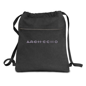 Arch Echo - Drawstring Bag