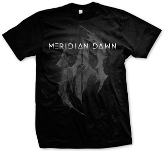 Meridian Dawn T-Shirt  - Grey Logo