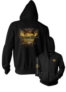 Seventh Wonder - Golden Crest Hoodie