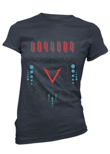 Voyager - Geometric Ladies T-Shirt