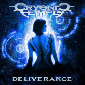 Cryonic Temple  - Deliverance CD