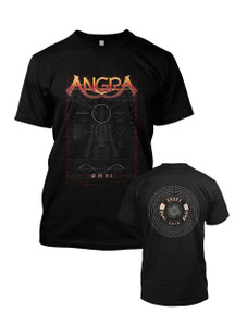 Angra - 2018 Omni World Tour Shirt