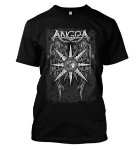 Angra - B&W Wings Shirt