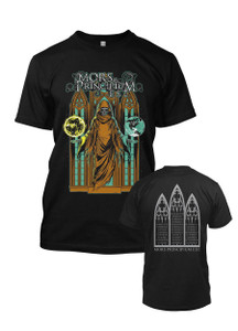 Mors Principium Est - North America Tour Worlds Collide T-Shirt