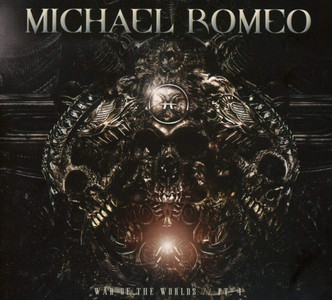 Michael Romeo - War Of The Worlds, Pt. 1 - CD