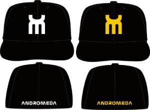Andromeda Symbol Hat