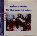 Eden Rose - On the Way to Eden    Japanese mini lp