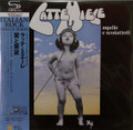 Latte e Miele - Aquile e Scoiattoli    Japanese mini lp SHM-CD