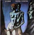 Le Orme - Felona e Sorona  Italian version lp reissue