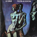 Le Orme - Felona and Sorona (English) lp reissue