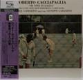 Cacciapaglia, Roberto - Sei Notte in Logica    Japanese mini lp SHM-CD