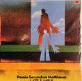 Latte e Miele - Passio Secundum Mattheum lp reissue  orange vinyl