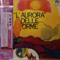 Orme, Le - L'Aurora    5 bonus    Japanese mini lp SHM-CD