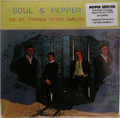 The St. Thomas Pepper Smelter - Soul & Pepper  mini lp