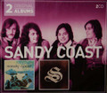 Sandy Coast - same + Stone Wall 2 cds  remastered