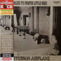 Jefferson Airplane - Bless It's Pointed Little Head remastered 96 kHz 24 bit mini lp
