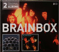Brainbox - same + Parts 2 cds  remastered