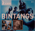 Bintangs - Blues on the on the Celing + Travelling the USA 2 cds  remastered