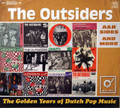 Outsiders - The Golden Years of Pop Music 2 cds  remastered  A&B sides and more