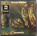 Black Widow - Sacrifice  lp reissue  180 gram vinyl