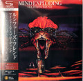 Lucifer's Friend - Mind Exploding  Japanese SHM-CD mini lp
