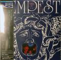 Tempest - Living in Fear  Japanese mini lp  Blu-Spec