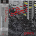 Jonesy - No Alternative  Japanese mini lp SHM-CD