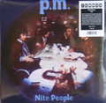 Nite People - P.M.  lp  reissue