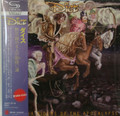 Dice - Four Riders of the Apocalypse  Japanese mini lp SHM-CD