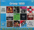 Groep 1850 - The Golden Years of Dutch Pop Music 2 cds  remastered  A&B sides and  lp tracks, complete Polydanri lp