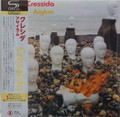 Cressida - Asylum  Japanese mini lp SHM-CD