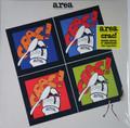 Area - Crac!   lp reissue clear vinyl