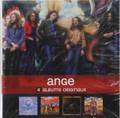 Ange - 4 Albums Originaux with Le Cemetiere des Arlequins, Au-Dela Du Delire, Emile Jacotey and Par Les Fils de Mandrin