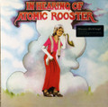 Atomic Rooster - In Hearing of  lp reissue  180 gram vinyl