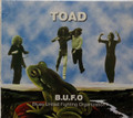 Toad - B.U.F.O. Blues United Fighting Organization digipack remaster