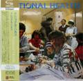 National Health - same  Japanese mini lp SHM-CD
