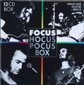 Focus - Hocus Pocus Box  13 cds + booklet