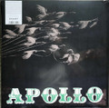 Apollo - same lp reissue  with 7""
