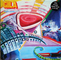 Gila - Night Works lp reissue  with 12 page insert