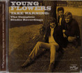 Young Flowers - Take Warning The Complete Studio Recordings 2 cds 22 tracks