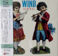 Wind - Morning  Japanese mini lp SHM-CD