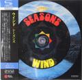 Wind - Seasons Japanese mini lp SHM-CD