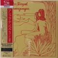 Ash Ra Tempel  - Schwingungen Japanese mini lp SHM-CD