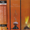 Raw Material - Time Is   Japanese mini lp SHM-CD
