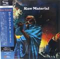 Raw Material - same  Japanese mini lp SHM-CD