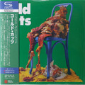 Nicholas Greenwood - Cold Cuts  Japanese mini lp SHM-CD