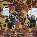 Pazop - Psychillis of a Lunatic Genius 180 gram lp reissue