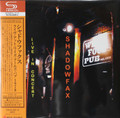 Shadowfox -  Live 1978 Japanese mini lp SHM 2 CDs