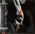 Tear Gas - same Japanese mini lp SHM-CD