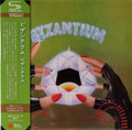 Byzantium - same  Japanese mini lp SHM-CD